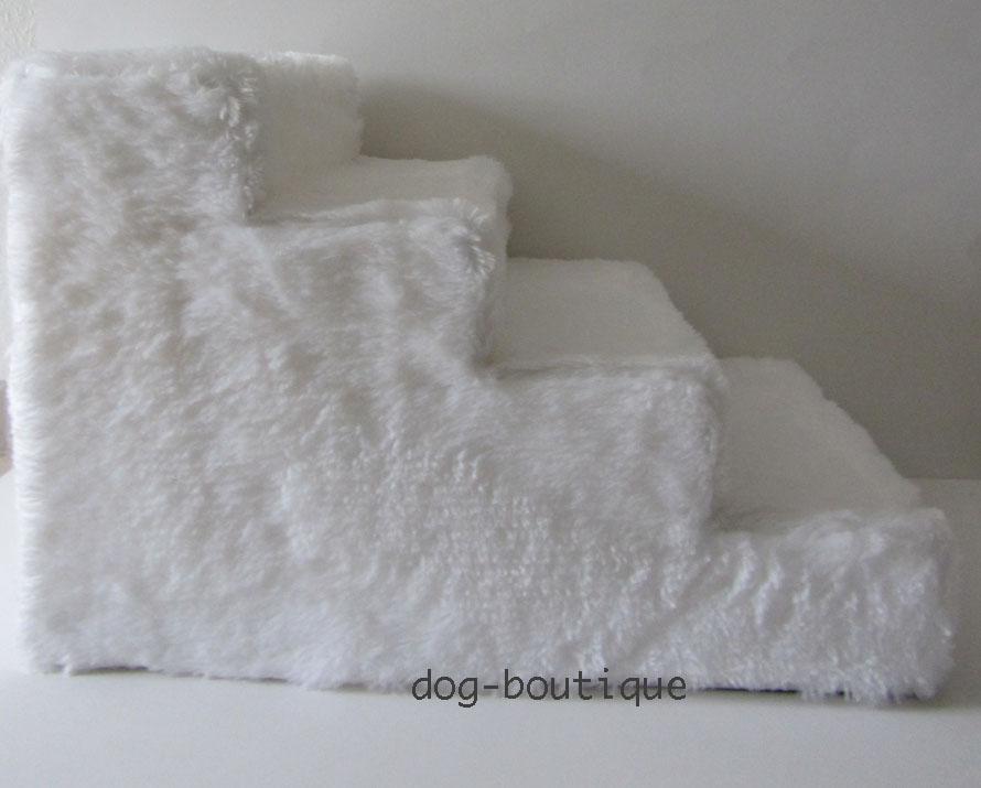 exclusive dog boutique puppia treppe louisdog pinkaholic hundetreppe innengebrauch rutschfest. Black Bedroom Furniture Sets. Home Design Ideas