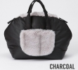 Louisdog Tasche Fur around Bag (Details)