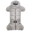Puppy Angel Schneeanzug Love Down Padding Overalls (Details)