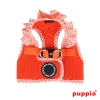 Puppia Softgeschirr Vivien Jacket orange (Details)