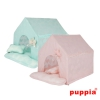 Puppia Hundehaus Heart Star Tent House(Details)
