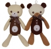 Hundespielzeug Teddy Puppe(Details)